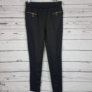 Women's Leggins Pants Black Color Size Medium